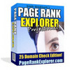Thumbnail Page Rank Explorer Software With MRR