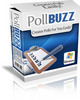 Thumbnail Poll Buzz - Website Poll Software With MRR