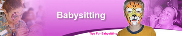 Thumbnail 51 Baby Sitting Tips - PLR