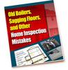 Thumbnail Home Inspection Mistakes - PLR