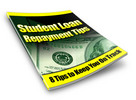 Thumbnail Student Loan Repayment Tips - PLR