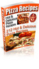 Thumbnail 212 Hot And Delicious Pizza Recipes - PLR