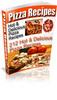 Thumbnail 212 Hot And Delicious Pizza Recipes - PLR