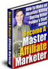 Thumbnail Master Afilliate Marketers Ebook - PLR