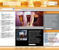 Thumbnail Restaurant - Food Site Website Template