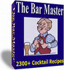 Thumbnail The Bar Master - Bartender Book + Software