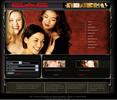 Thumbnail Modeling Agency Flash Website Template