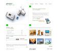 Thumbnail Photography - Photo Flash Website Template
