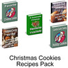 Thumbnail Christmas Cookies Recipes Pack