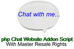 Thumbnail php Chatroom Addon App - Chat Script
