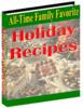 Thumbnail Holiday Recipes - A Collection
