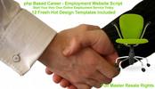 Thumbnail Career - Employment php Website Script