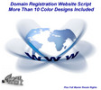 Thumbnail Turnkey Domain Registration Site - Makes You Money!