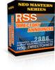 Thumbnail RSS Announcer Software - PLR Plus Source