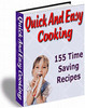 Thumbnail Quick and Easy Cooking - 155 Time Saver Recipes