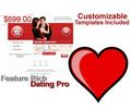 Thumbnail Feature Rich - Dating Pro php Script plus