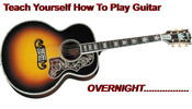 Thumbnail Teach Yourself Guitar Overnight