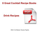 Thumbnail 8 Great Cocktail Recipe Books