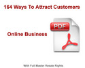 Thumbnail 164 Ways To Attract Customers