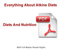 Thumbnail Everything About Atkins Diets