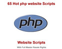 Thumbnail 65 Hot PhP Website Scripts