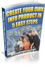 Thumbnail Create Your Own Products In 5 Easy Steps