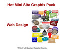 Thumbnail Hot Minisite Graphix Package