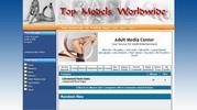 Thumbnail Adult Portal Website Template
