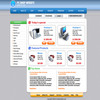 Thumbnail Electronics - PC Store Website Template