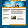 Thumbnail Online Business Portfolio Website Template