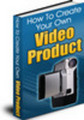 Thumbnail How To Create Your Own Video Product Audio Ebook