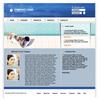 Thumbnail Business Portfolio Website Template