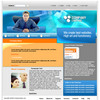 Thumbnail Online Business - Portfolio Website Template
