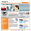 Thumbnail HiFi Online Electronics Store Website Template