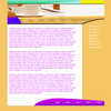 Thumbnail Online Journal - Story Website Template