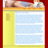 Thumbnail Adult Website Template