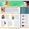 Thumbnail Online Store Beauty Salon & Products Website Template