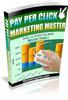 Thumbnail Pay Per Click Marketing Mastery
