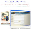 Thumbnail New! Viral Article Publisher
