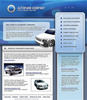Thumbnail Automotive - Transportation Website Template