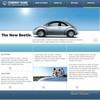Thumbnail Automotive - Flash Website Template
