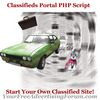 Thumbnail Classified Portal Script