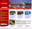 Thumbnail Whats Hot In My City? Website Template