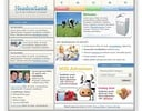 Thumbnail Dairy Company Website Template