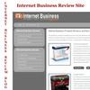 Thumbnail Internet Business Review Site & Internet Business Review Blo