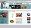 Thumbnail Best Television Channel Flash Website Template