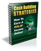 Thumbnail Cash Building Strategies PLR