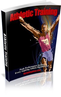 Pay for Athletic Training Ebook With Private Label Rights