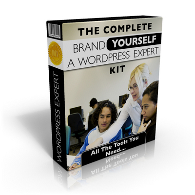 Pay for Brand Yourself A WordPress Expert Ebook With Resale Rights