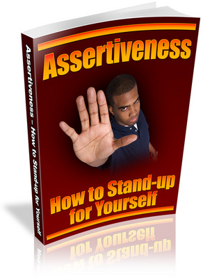 Pay for Assertiveness Ebook With Private Label Rights